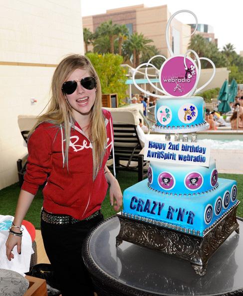 Avrilspirit webradio fete ses deux ans. Happy10