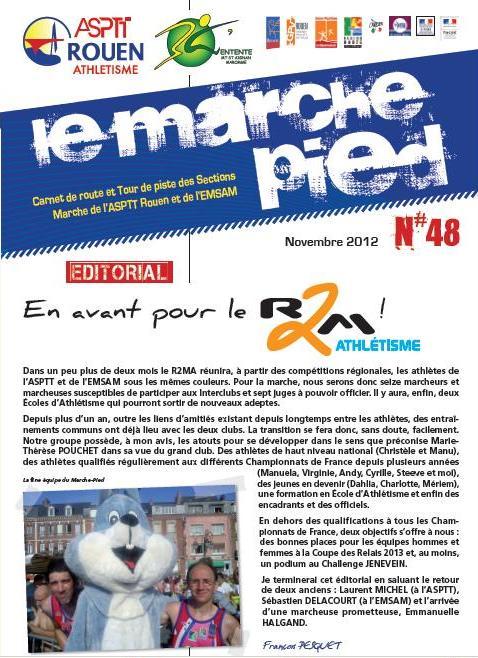 le journal de l'asptt rouen  Rouen_10