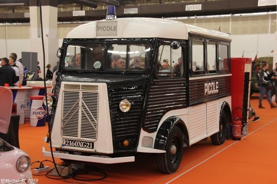 """Citroën """"H"""" Police Img-7710"""