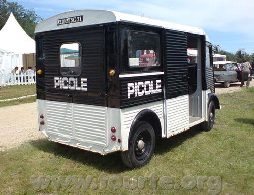 """Citroën """"H"""" Police Picole10"""