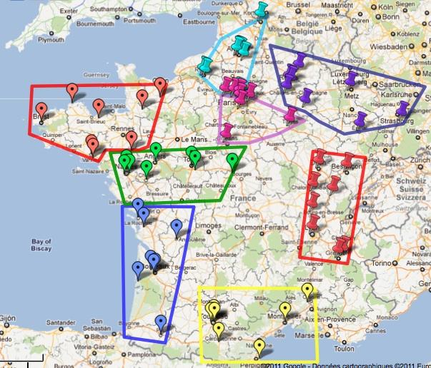 Les poules et le planning N3 Saision 2011-2012 Carte_10