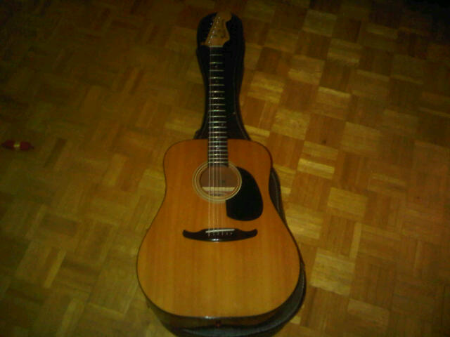 my Fender Concord Acoustic Fender10