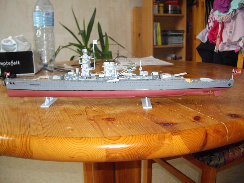 cuirassé de poche admiral graf spee heller 1/400 par doom56 Imgp1310