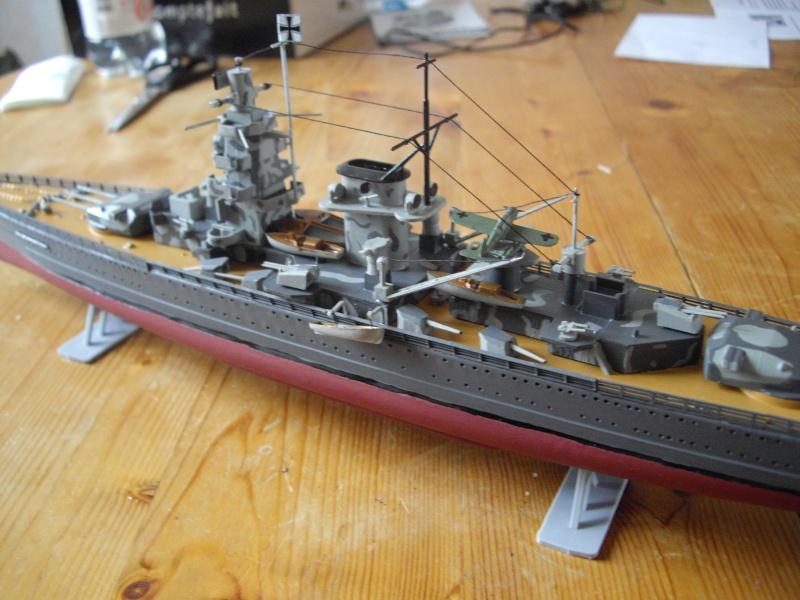 cuirassé de poche admiral graf spee heller 1/400 par doom56 Imgp1312