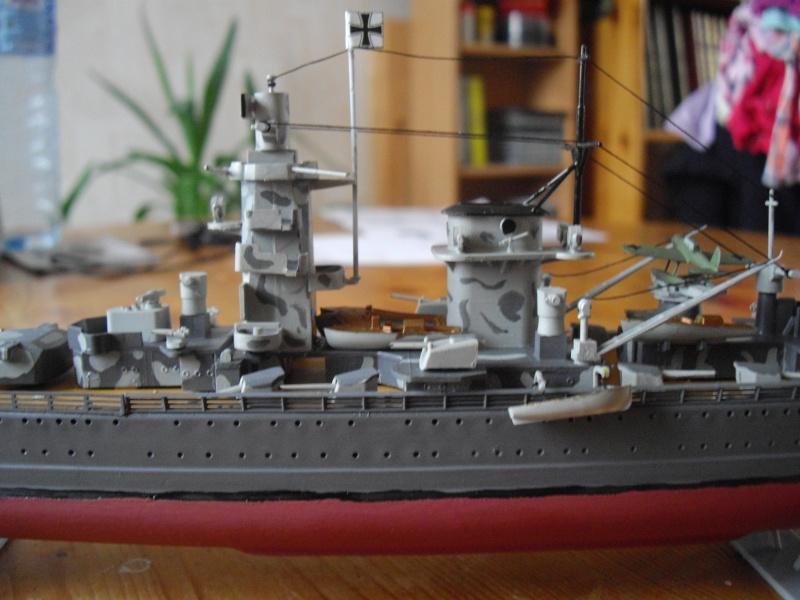cuirassé de poche admiral graf spee heller 1/400 par doom56 Imgp1313