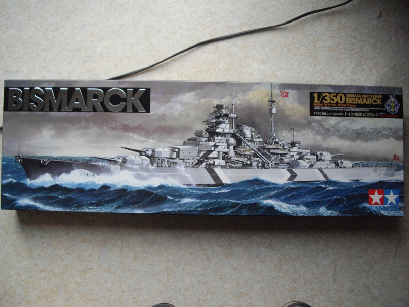 Bismarck (Tamiya 1/350°) de jeannot1 Imgp1315