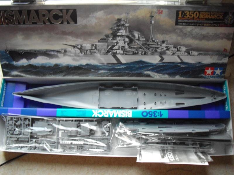 Bismarck (Tamiya 1/350°) de jeannot1 Imgp1316