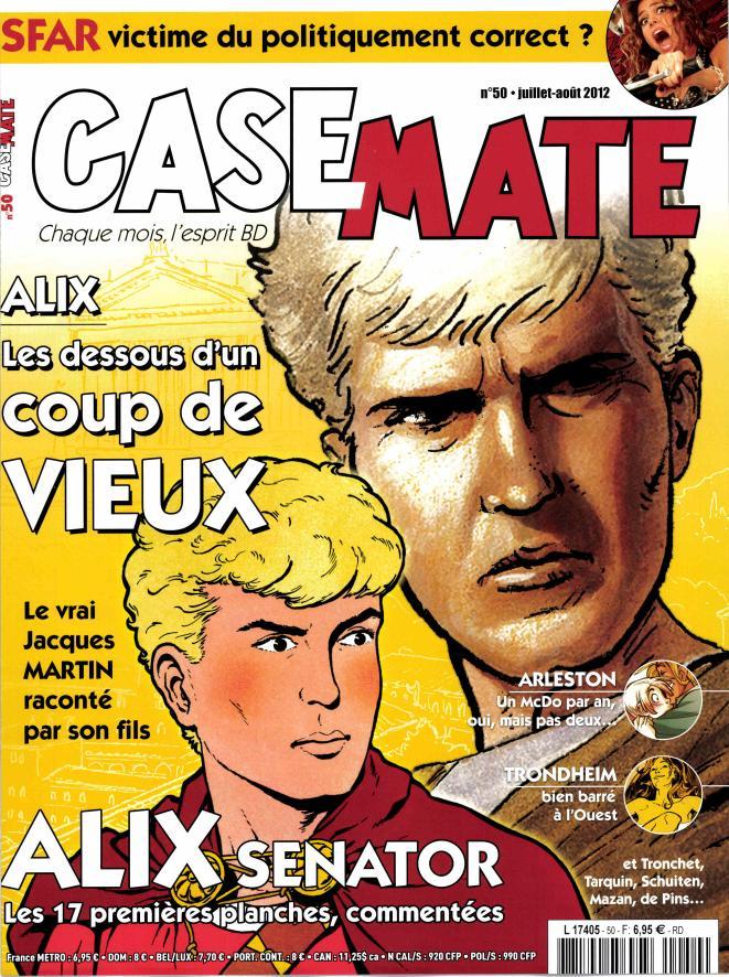 Alix dans Casemate Cas5010