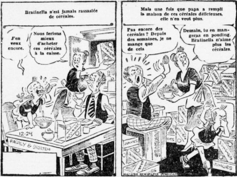 Les contradictions du genre humain ou le génie comique de Jimmy Hatlo Cgh10