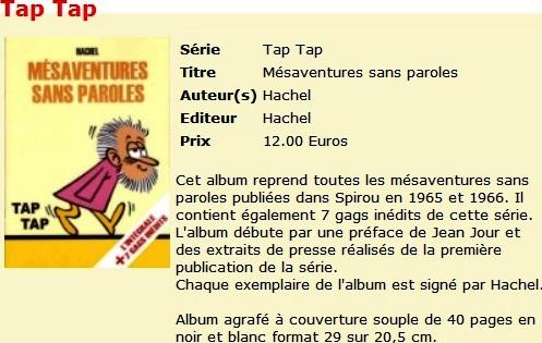 Les dessinateurs méconnus de Tintin, infos et interviews rares - Page 5 Hachel10