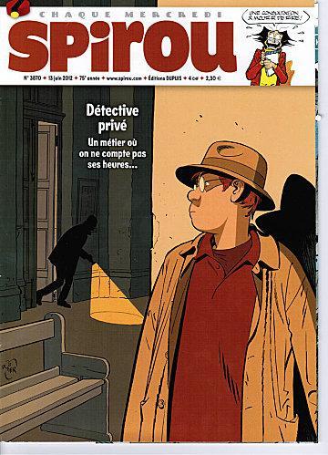 Spirou ... le journal Jsp10