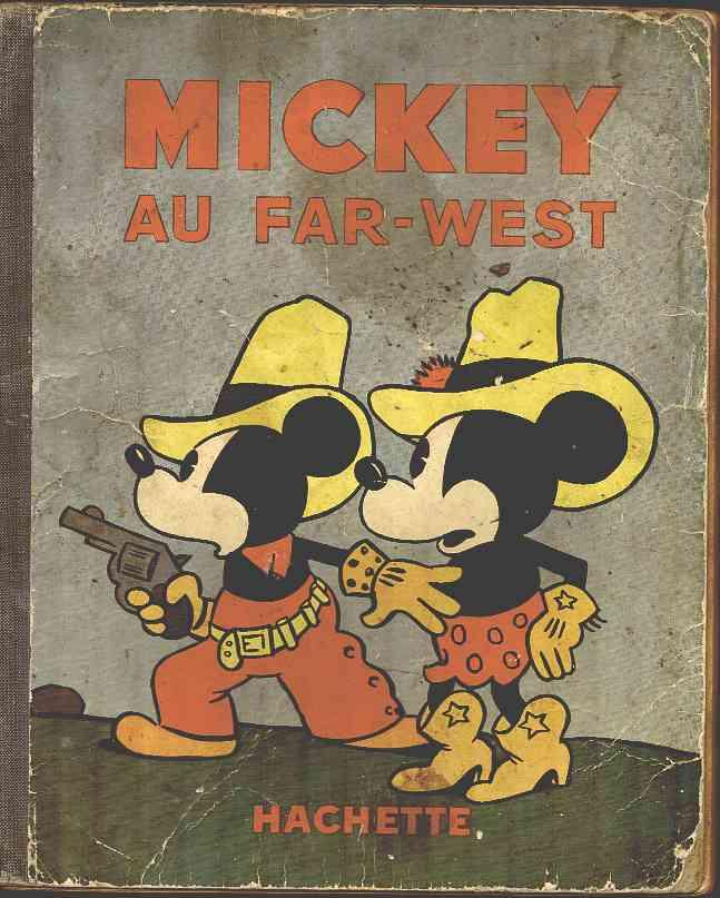 Mickey par Iwerks, Gottfredson et les autres - Page 2 Mickey10