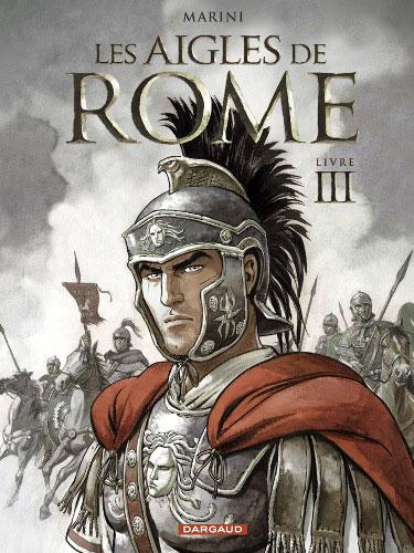 Les Aigles de Rome d'Enrico Marini T311