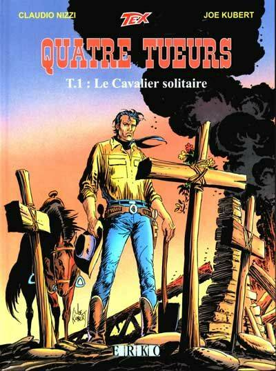 Joe KUBERT Tex110