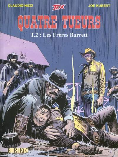 Joe KUBERT Tex210