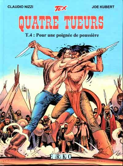 Joe KUBERT Tex410