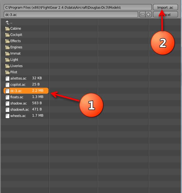 Visionner vos textures dans Blender 1-impo11