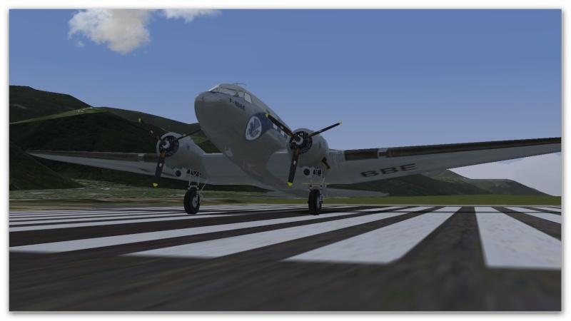 Vos plus belles captures du DC-3 1810