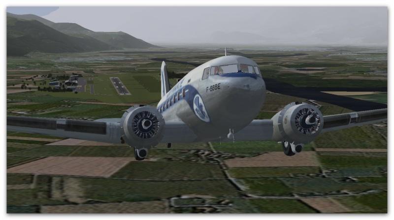 Vos plus belles captures du DC-3 1910