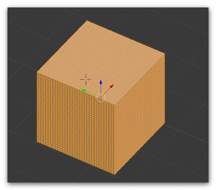 Chargement des fichier 3D : un seul gros fichier ou un petit chargé plusieurs fois ? Cube10