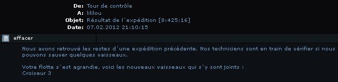 Qui dit mieux ?      EXPEDITIONS:      Concours permanent Expa6611