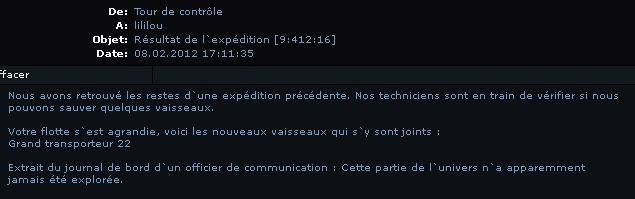 Qui dit mieux ?      EXPEDITIONS:      Concours permanent Expa6619