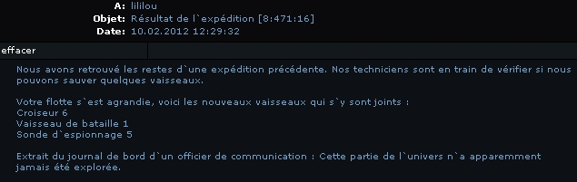 Qui dit mieux ?      EXPEDITIONS:      Concours permanent - Page 2 Expa6625