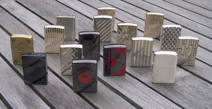 Collection Zippo Japon de flateric Zippco10