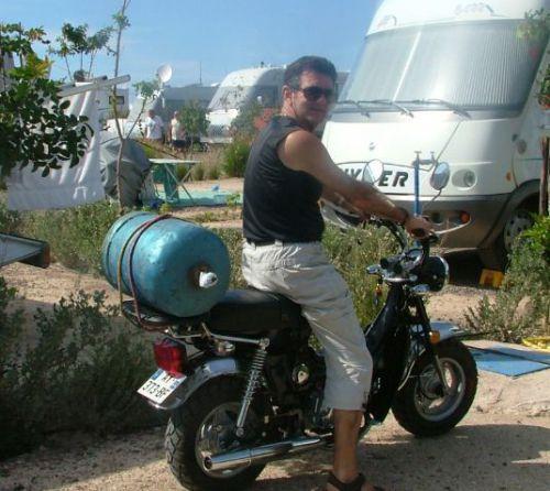 moto type DAX Artima10