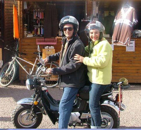 moto type DAX Artima11
