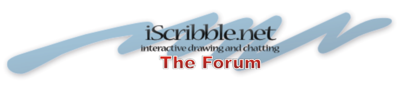 Iscribble.net The Forum