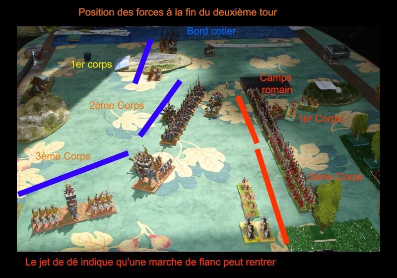 Battaile du 18 mai : Greco-Bactrien Vs Romain (AdG 46 vs 82) Tour210