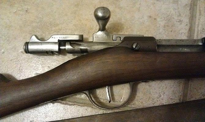 Mousqueton d'artillerie Gras sans marquage Imag0223