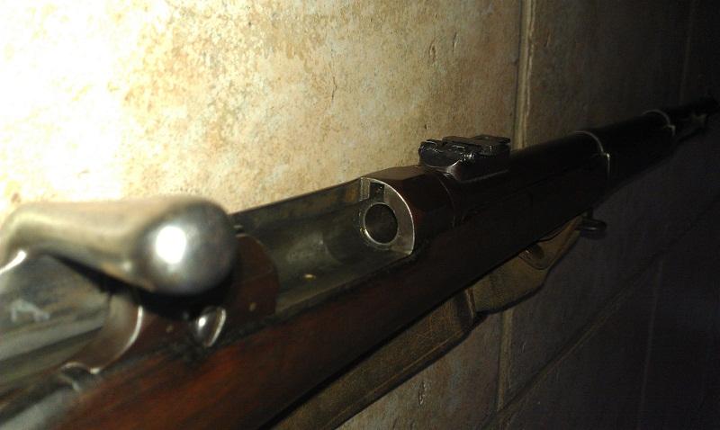 Mousqueton d'artillerie Gras sans marquage Imag0228