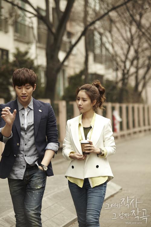 [19.03.12] [PICS] Junho & Kim So Eun - Music and Lyrics 1666