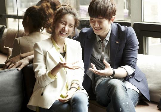 [19.03.12] [PICS] Junho & Kim So Eun - Music and Lyrics 2183