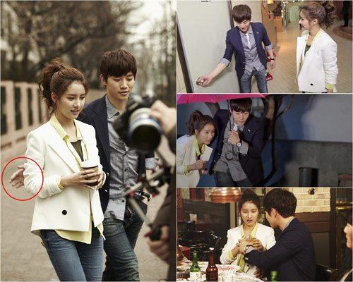 [19.03.12] [PICS] Junho & Kim So Eun - Music and Lyrics 2190
