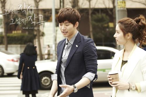 [19.03.12] [PICS] Junho & Kim So Eun - Music and Lyrics 2239