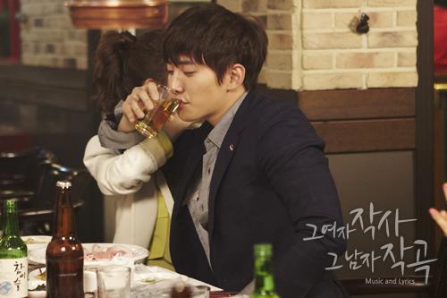 [19.03.12] [PICS] Junho & Kim So Eun - Music and Lyrics 2434