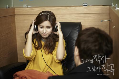 [19.03.12] [PICS] Junho & Kim So Eun - Music and Lyrics 2535