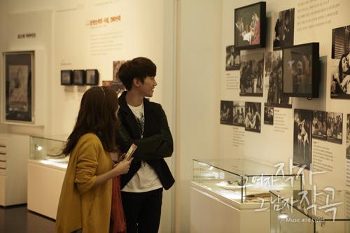 [19.03.12] [PICS] Junho & Kim So Eun - Music and Lyrics 2733