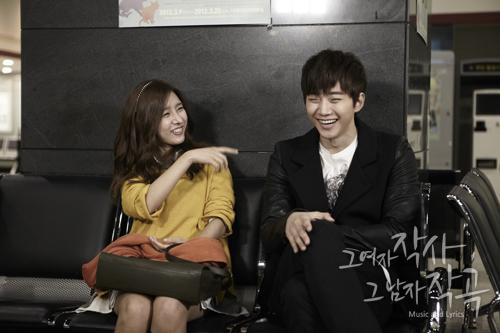 [19.03.12] [PICS] Junho & Kim So Eun - Music and Lyrics 2833