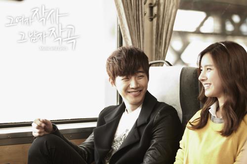 [19.03.12] [PICS] Junho & Kim So Eun - Music and Lyrics 3033