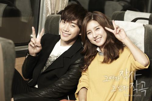 [19.03.12] [PICS] Junho & Kim So Eun - Music and Lyrics 3174