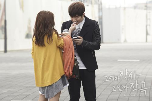 [19.03.12] [PICS] Junho & Kim So Eun - Music and Lyrics 3231