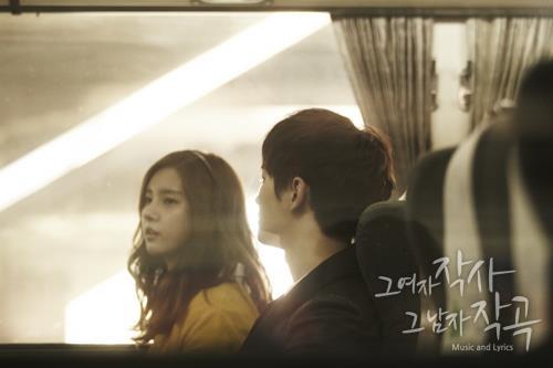 [19.03.12] [PICS] Junho & Kim So Eun - Music and Lyrics 3919