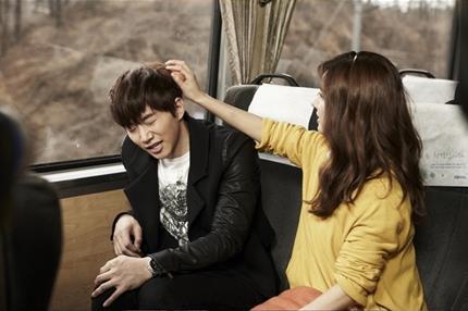 [19.03.12] [PICS] Junho & Kim So Eun - Music and Lyrics 4020