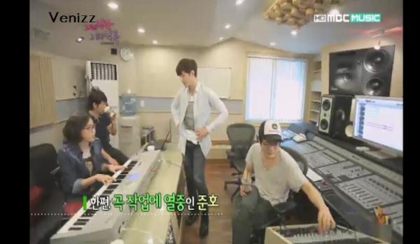 [19.03.12] [PICS] Junho & Kim So Eun - Music and Lyrics 4916