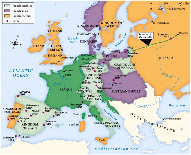 Cartes de la France des 130 départements Europe10