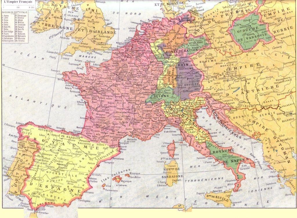Cartes de la France des 130 départements Qpremi10